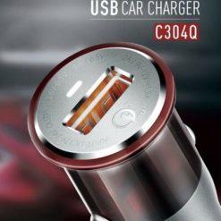 LDNIO CAR CHARGER C304Q